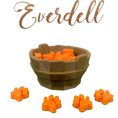 Everdell: 20x Token Occupato + Barile