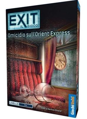 EXIT : OMICIDIO SULL'ORIENT EXPRESS Gioco da Tavolo