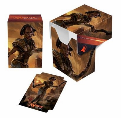 Deck Box Ultra PRO Magic HOUR OF DEVASTATION V3 Porta Mazzo
