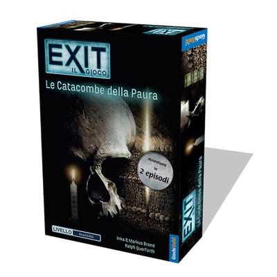 Exit : Le Catacombe della Paura