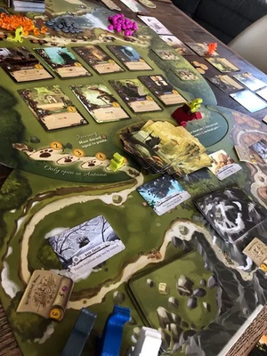 Everdell: Spirecrest Collector's Edition
