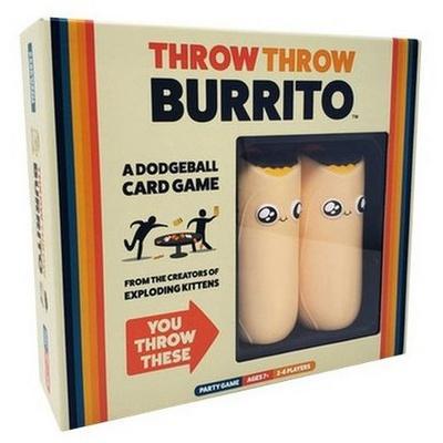 THROW THROW BURRITO Gioco da Tavolo