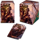Deck Box Ultra PRO 100+ Magic IXALAN V2 Porta Mazzo