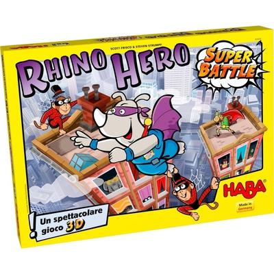 RHINO HERO : SUPER BATTLE Gioco da Tavolo