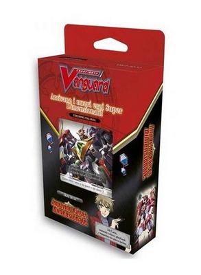 Trial Deck Cardfight!! Vanguard IMPAVIDO KAISER DIMENSIONALE Mazzo Italiano