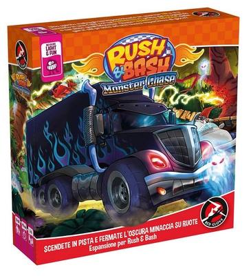 RUSH & BASH : MONSTER CHASE Espansione Gioco da Tavolo Italiano