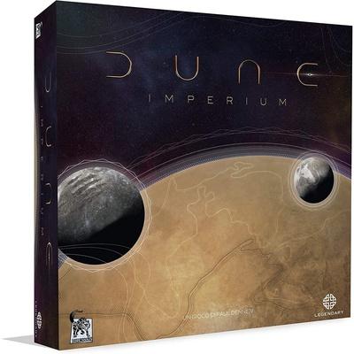 Dune Imperium - Bundle Base + Verme