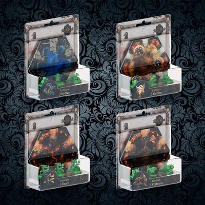 Black Rose Wars - Bundle Base + Famigli + Playmat Dark