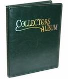 Album Dragon Shield COLLECTORS GREEN Verde Raccoglitore 9 Tasche 12 Pagine Portfolio