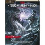 D&D IL TESORO DELLA REGINA DEI DRAGHI 5ed Avventura Gioco di Ruolo