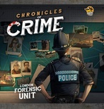CHRONICLES OF CRIME Gioco da Tavolo