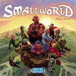 SMALLWORLD : Scatola Base Gioco da Tavolo in Italiano Small World