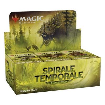 Box Magic SPIRALE TEMPORALE REMASTERED 36 Buste Booster Italiano