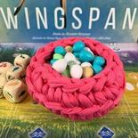 Wingspan : Cestino Nido Grande Bird Nests Deluxe Handmade