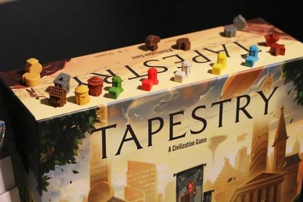 TAPESTRY Gioco da Tavolo