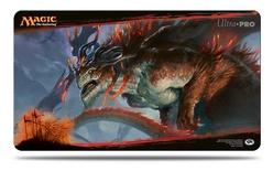 Playmat Ultra Pro Magic DRAGONS OF TARKIR 5 DRAGONLORD ATARKA Tappetino Carte