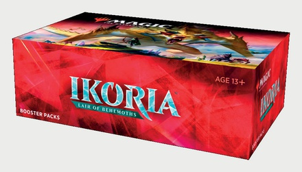 Box Magic IKORIA LAIR OF BEHEMOTHS 36 Buste Booster Inglese