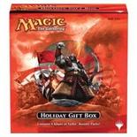 HOLIDAY GIFT BOX 2014 Magic Khans of Tarkir KTK Booster Pack Box Inglese