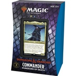 Mazzo Magic Commander FORGOTTEN REALMS DUNGEONS OF DEATH Deck AFR Inglese