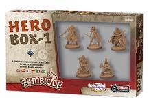 ZOMBICIDE : HERO BOX 1 Espansione Gioco da Tavolo