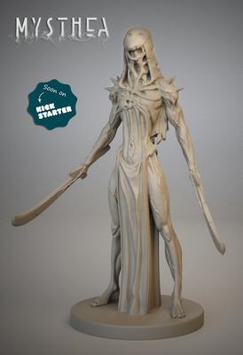 MYSTHEA (Kickstarter Edition) Gioco da Tavolo