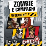 Zombicide 2Ed.- Zombies & Companions Upgrade Kit