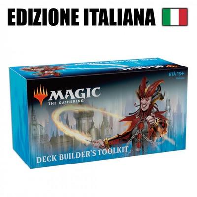 Deck Builder's Toolkit Magic RAVNICA ALLEGIANCE - FEDELTà DI RAVNICA Italiano
