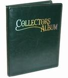Album Dragon Shield COLLECTORS GREEN Verde Raccoglitore 4 Tasche 12 Pagine Portfolio