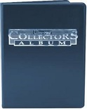 Album Ultra Pro PORTFOLIO BLUE Blu Raccoglitore 4 Tasche 10 Pagine
