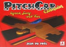 PITCHCAR Espansione 1 Speed Jump and Fun Gioco da Tavolo