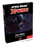 STAR WARS X-WING 2ed : KIT CONVERSIONE PRIMO ORDINE Miniatura Espansione Gioco da Tavolo