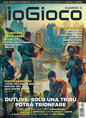 ioGIOCO : N.3 Rivista Giochi da Tavolo