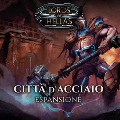 Lords of Hellas - Bundle Base + Espansioni + Playmat