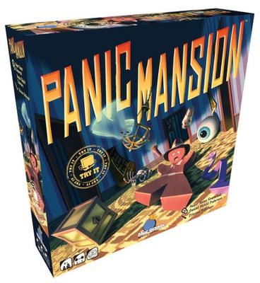 PANIC MANSION Gioco da Tavolo
