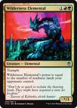 Wilderness Elemental