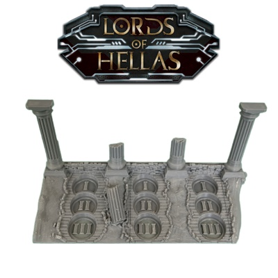 Lords of Hellas: Monte Olimpo 3d