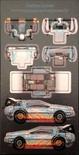 COLT EXPRESS : PROMO TIME TRAVEL CAR Espansione Gioco da Tavolo
