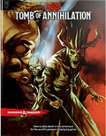 D&D NEXT : TOMB OF ANNIHILATION Avventura 5th Edition 5E