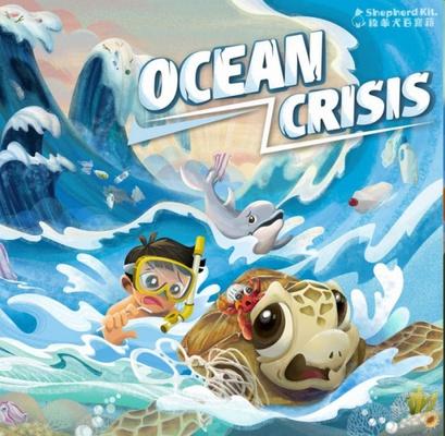 OCEAN CRISIS Gioco da Tavolo