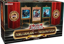 Box Set YuGiOh NOBILI CAVALIERI DELLA TAVOLA ROTONDA Italiano Konami Yu-Gi-Oh!