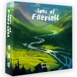 SONS OF FAERIELL (Kickstarter Edition) Gioco da Tavolo