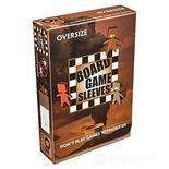 50 Sleeves Board Game Sleeves Oversize 79x120 Bustine Protettive x Giochi da Tavolo