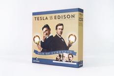 TESLA VS EDISON Gioco da Tavolo Italiano