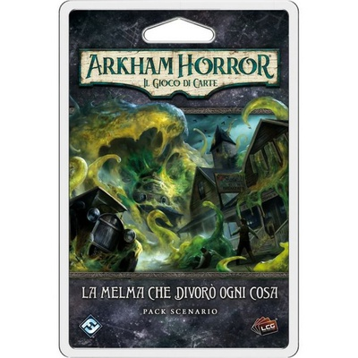 Arkham Horror LCG: La Melma che Divorò Ogni Cosa
