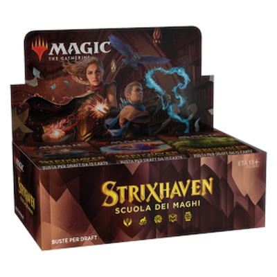 Box Magic STRIXHAVEN 36 Buste Booster Italiano