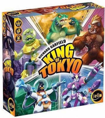 King of Tokyo - La Furia dei Mostri