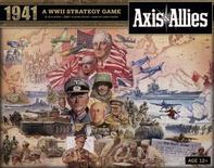 AXIS & ALLIES : 1941 Gioco da Tavolo in Inglese