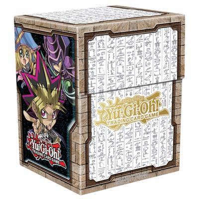 Yu-Gi-Oh! Deck Box KONAMI YuGiOh Porta Mazzo DEL DUELLANTE CHIBI Scatola Carte