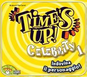 TIME'S UP : CELEBRITY 1 EDIZIONE GIALLA Gioco da Tavolo Italiano