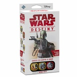 STAR WARS DESTINY : STARTER SET BOBA FETT Deck Mazzo Italiano
